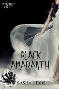 September Random Read – Black Amaranth by Sasha Hibbs