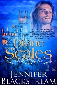 Review & Giveaway – Divine Scales by Jennifer Blackstream