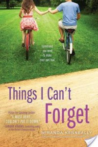 Review – Things I Can't Forget by Miranda Kenneally
