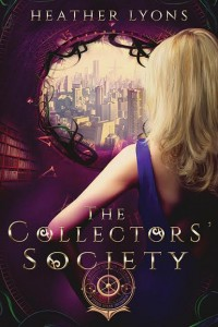 Review & Giveaway – The Collectors' Society by Heather Lyons