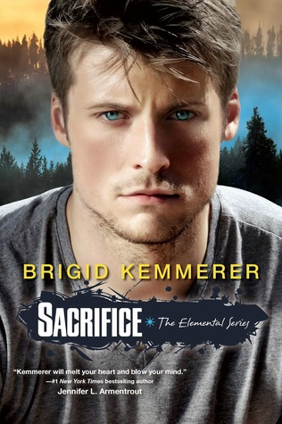 Review & Giveaway – Sacrifice by Brigid Kemmerer