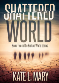 5 Star Review – Shattered World by Kate L. Mary