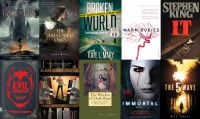 Top Ten Books to Read for Halloween