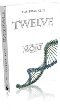 Review & Giveaway – Twelve by T.M. Franklin