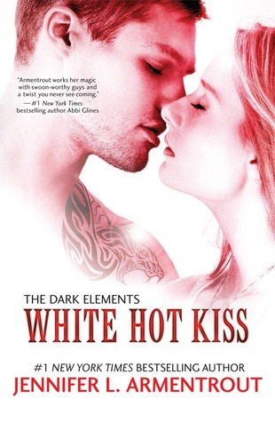 Review – White Hot Kiss by Jennifer L. Armentrout