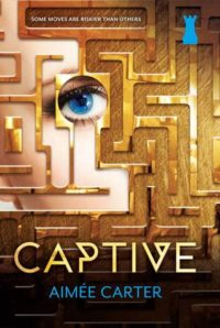 Review – Captive by Aimee Carter