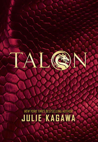 Review – Talon by Julie Kagawa