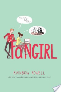 Review – Fangirl by Rainbow Rowell
