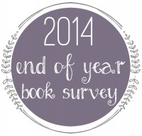 2014 End of Year Book Survey