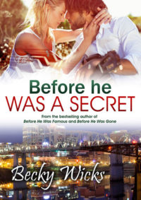Before He Was a Secret by Becky Wicks – Review & Giveaway