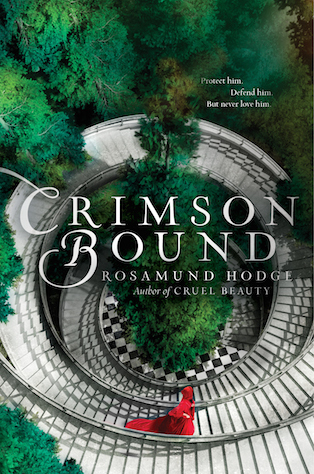 Crimson Bound by Rosamund Hodge – Review