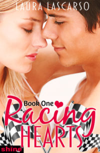 Review, Giveaway & Author Top Ten List – Racing Hearts by Laura Lascarso