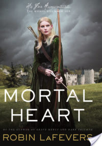 Mortal Heart by Robin LaFevers – Review