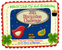 March 2015 Discussion Challenge Link-up (& Giveaway)