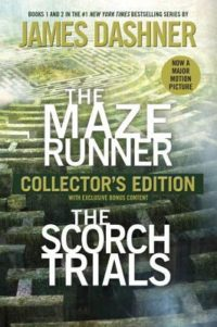 The Maze Runner and The Scorch Trials Collector's Edition Release! (Plus, a Review of The Maze Runner)