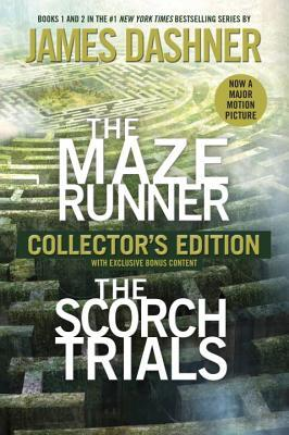 The Scorch Trials by James Dashner – Review