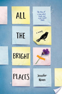 All the Bright Places by Jennifer Niven – Review