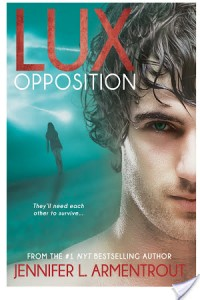 Why I'm Not Reviewing Opposition by Jennifer L. Armentrout