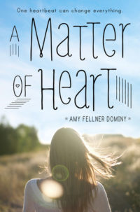 A Matter of Heart by Amy Fellner Dominy – Review & Giveaway