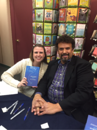 That Time I Felt Like an Idiot in Front of a Favorite Author (AKA a Recap of the Neal Shusterman Signing)