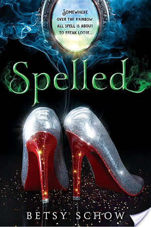 Spelled by Betsy Schow – Review & Giveaway
