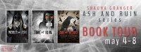 Ash and Ruin Series by Shauna Granger – Review & $25 Giveaway