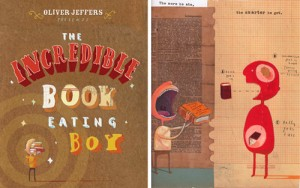 oliver jeffers book eating boy