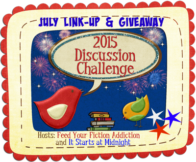 July 2015 Discussion Challenge - 400