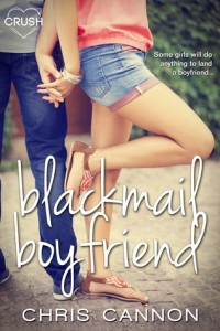 Blackmail Boyfriend by Chris Cannon – Review