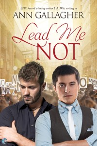 Lead Me Not by Ann Gallagher – Review