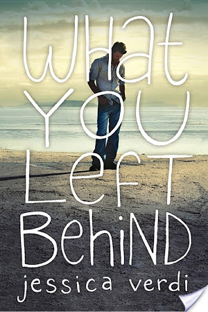 What You Left Behind by Jessica Verdi – Review & Giveaway