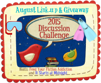 August Discussion Challenge Link-Up & Giveaway
