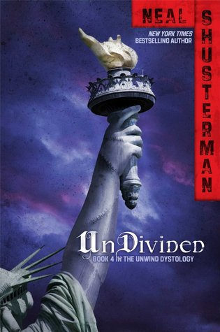 I FINALLY read Undivided by Neal Shusterman!!
