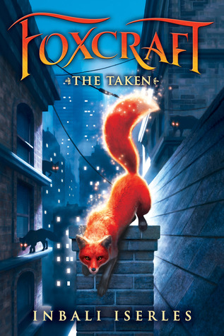 The Taken by Inbali Iserles – Middle Grade Spotlight Review
