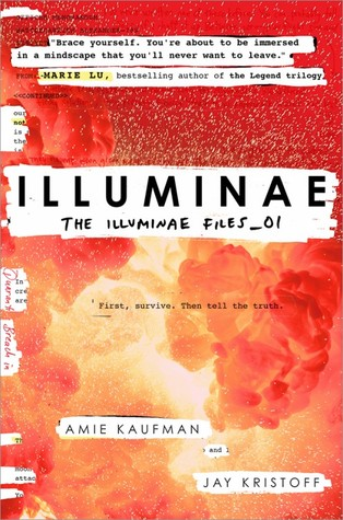 Illuminae by Amie Kaufman and Jay Kristoff – Review