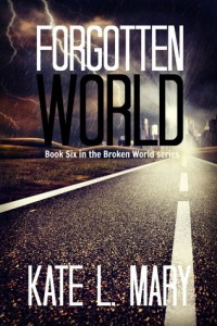 Forgotten World by Kate L. Mary – Review