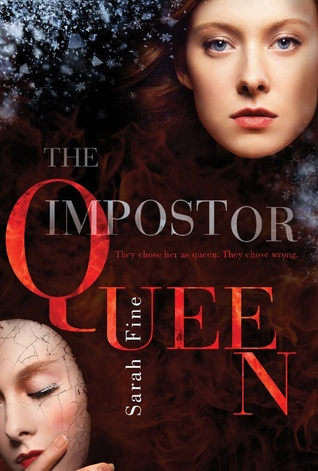 The Impostor Queen by Sarah Fine – Review