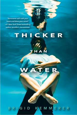 Thicker Than Water by Brigid Kemmerer – Review