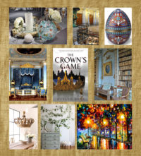 The Crown's Game by Evelyn Skye – Bookish Backdrop, Review Preview & Giveaway