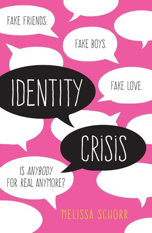 Identity Crisis by Melissa Schorr – Review & Giveaway