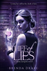 Thief of Lies by Brenda Drake – Top Ten Reasons Arik is Swoonworthy & Giveaway