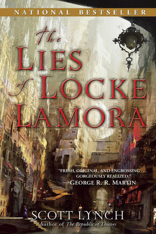 The Lies of Locke Lamora by Scott Lynch – Readalong Review