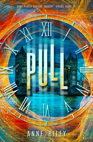 Pull by Anne Riley – Review & Giveaway