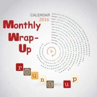 April Wrap-Up Round-Up Link-Up
