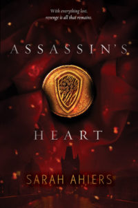 Assassin's Heart by Sarah Ahiers – Review