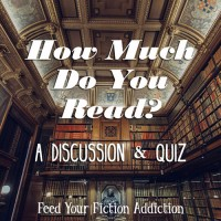 How Much Do You Read? Let's Discuss!