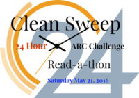 Clean Sweep ARC Challenge 24-Hour Readathon Acrostic Giveaway!