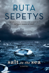Salt to the Sea by Ruta Sepetys – Five Star Review & Giveaway