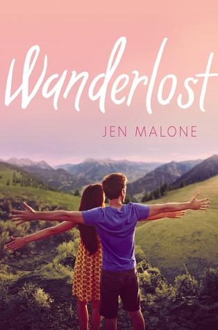 Wanderlost by Jen Malone – Review