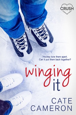 Winging It by Cate Cameron – Review